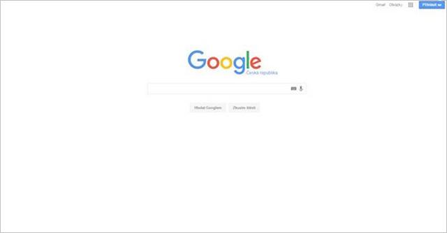 Google dnes
