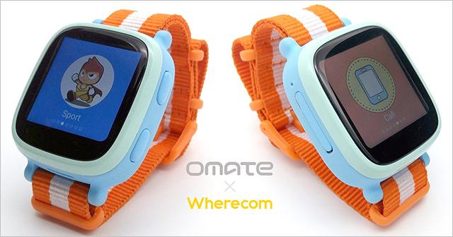 hodinky Omate Wherecom K3