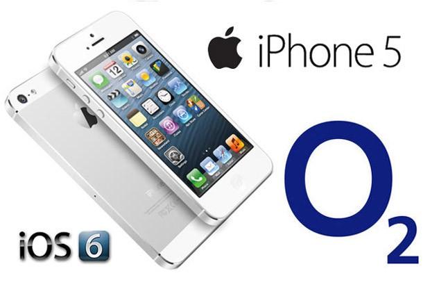 O2 zařazuje do nabídky iPhone 5