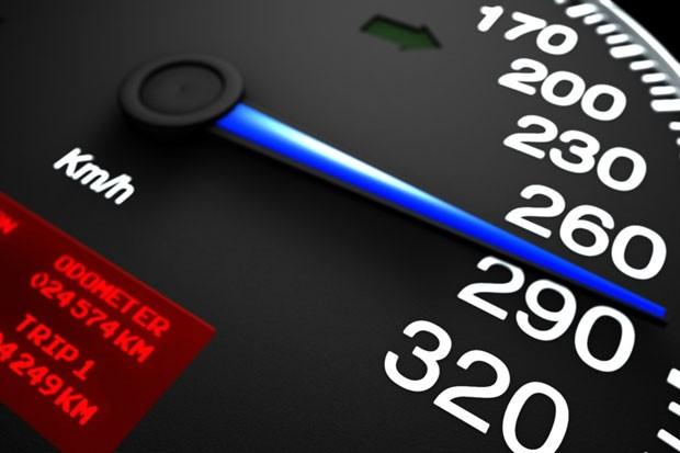 Rychlost internetu v březnu 2013