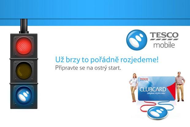 Tesco mobile startuje 29. května 2013