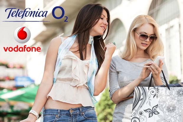 Telefónica O2 a Vodafone budou sdílet sítě