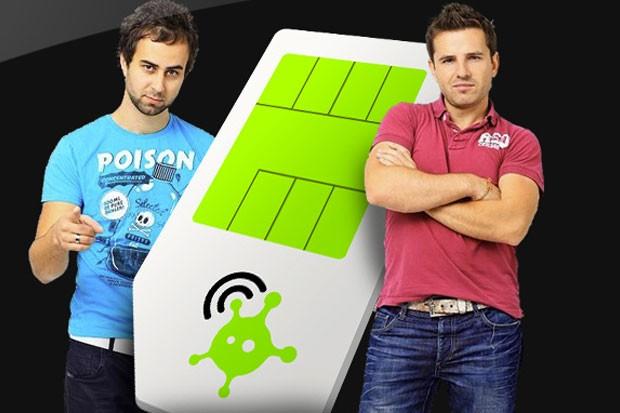 Viral Brothers mají svého operátora: ViralMobil