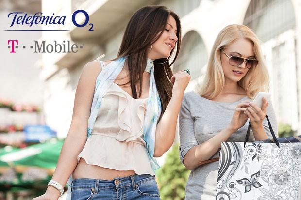Telefónica O2 a T-Mobile budou sdílet sítě