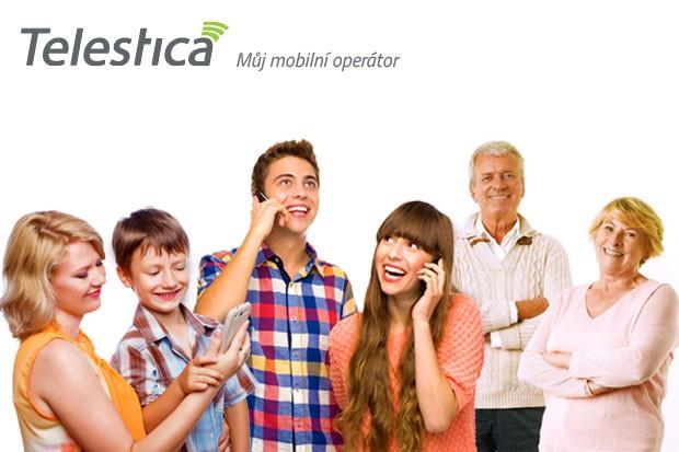Nový virtuální operátor Telestica
