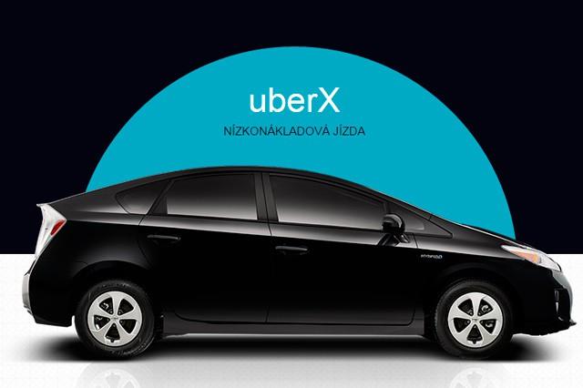 S aplikací Uber a získáte první jízdu zadarmo