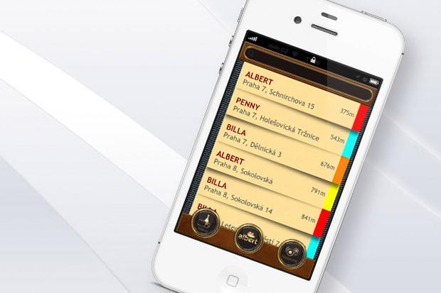 Aplikace pro nákup bez stresu