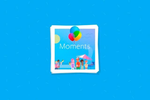 K čemu je dobrá aplikace Facebook Moments?
