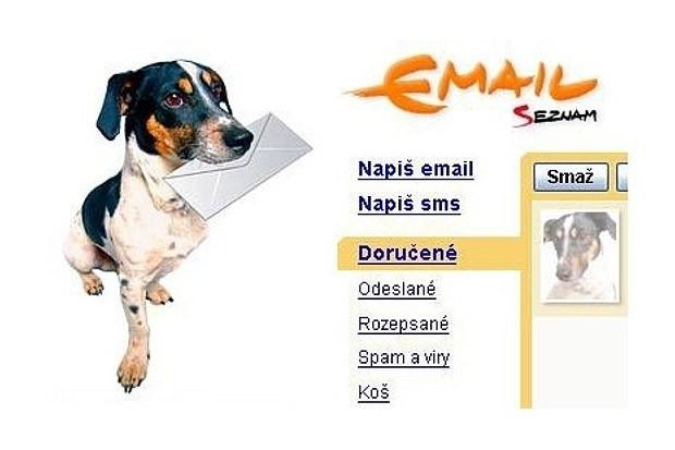 Zařiďte si e-mail s koncovkou @post.cz