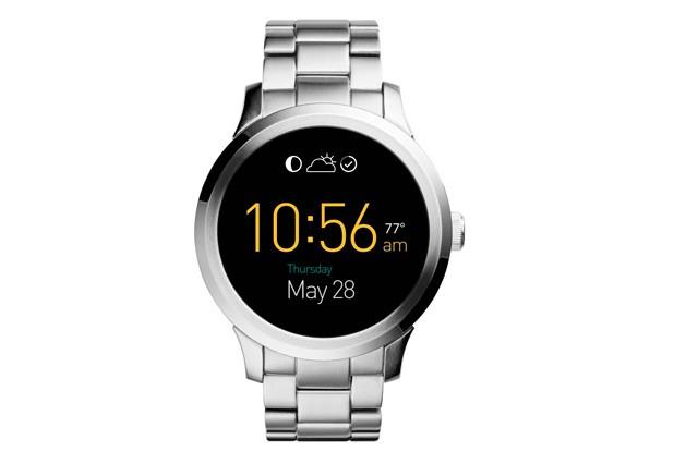 Chytré hodinky Fossil mají Android Wear