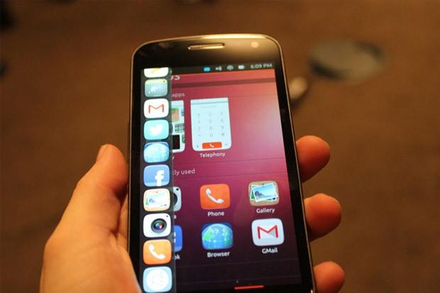 Ubuntu v mobilu jde na trh