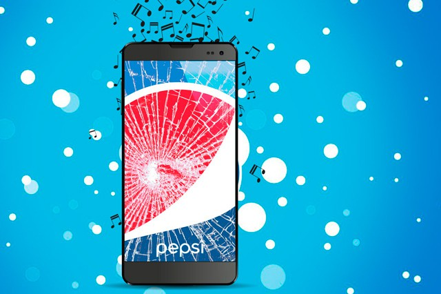Pepsi chystá nový telefon