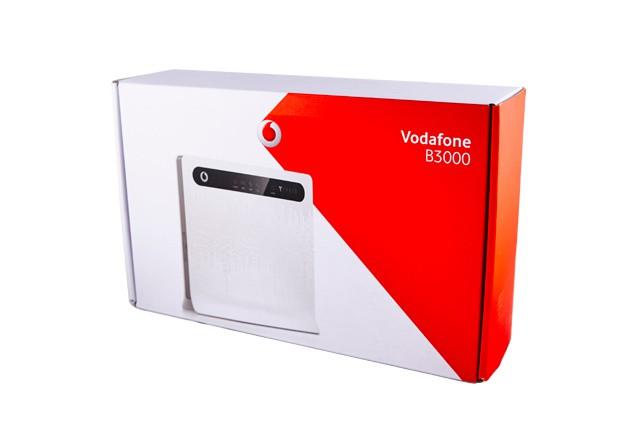 Recenze: Připojení bez kabelu smodemem B3000 od Vodafonu