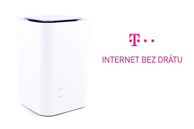 Jak dopadl internet bez kabelu od T-Mobile při zatěžkávací zkoušce?