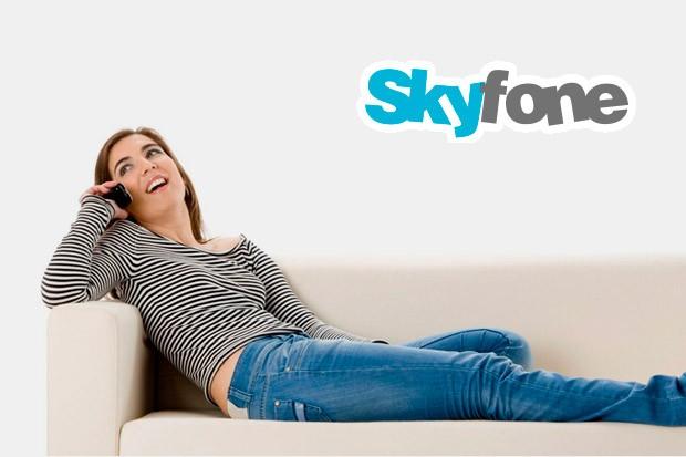Skyfone: další virtuál v Čechách