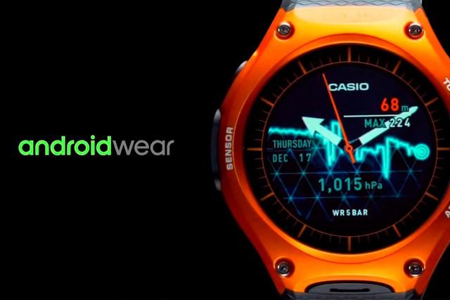 Casio má odolné a chytré hodinky do nepohody