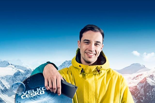O2 nabízí zvýhodněné balíčky LTE roamingu v lyžařských destinacích Evropy