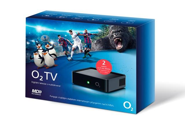Recenze O2 TV Air s novým Wi-Fi set-top-boxem