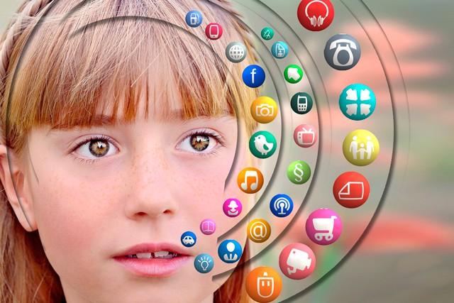 Infografika: Děti na internetu očima rodičů