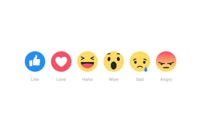 Vyjádřit emoce na Facebooku můžete už i v ČR