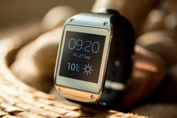Samsung Galaxy Gear má styl