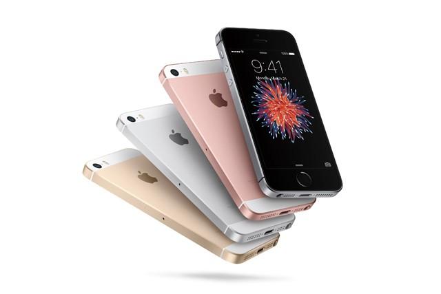 Apple představil iPhone SE a menší iPad Pro