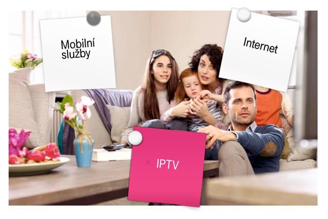 IP TV od T-Mobile udělá z vaší staré televize chytrou!