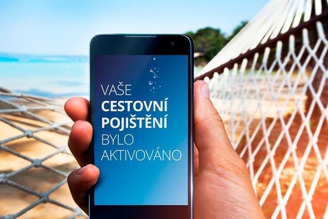 O2 nabídne cestovní pojištění v mobilu na léto zdarma!