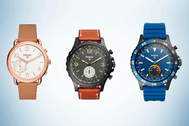 Byla představena nová řada chytrých hodinek a náramků od Fossil
