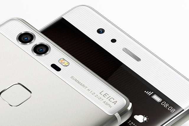 Huawei představil nový smartphone P9