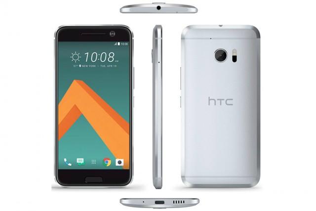 HTC 10 je prvním telefonem sAndroidem, který podporuje AirPlay od Applu