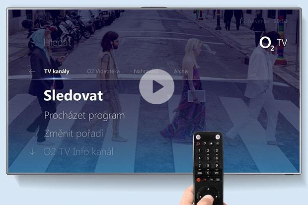 Návod jak zapojit O2 TV