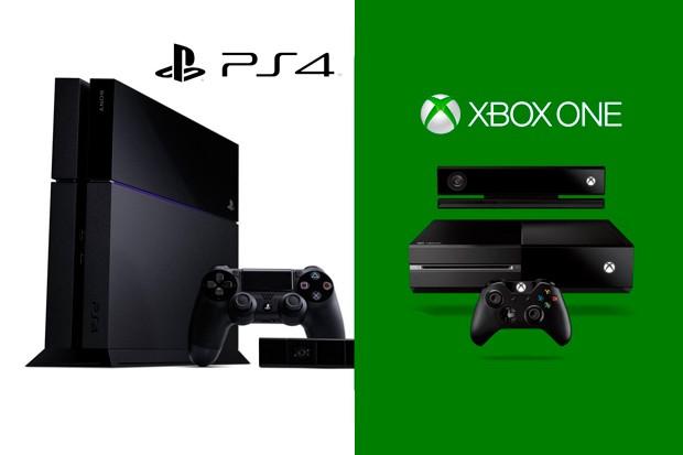 Kdo s koho? Xbox One nebo PlayStation 4