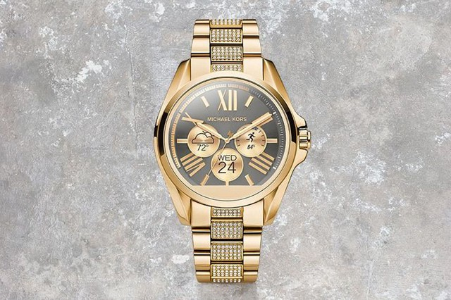 Luxusní chytré hodinky od Michaela Korse