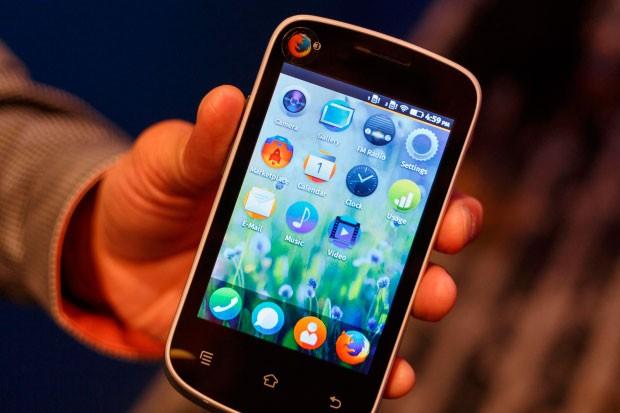 Telefony s Firefoxem míří do Čech