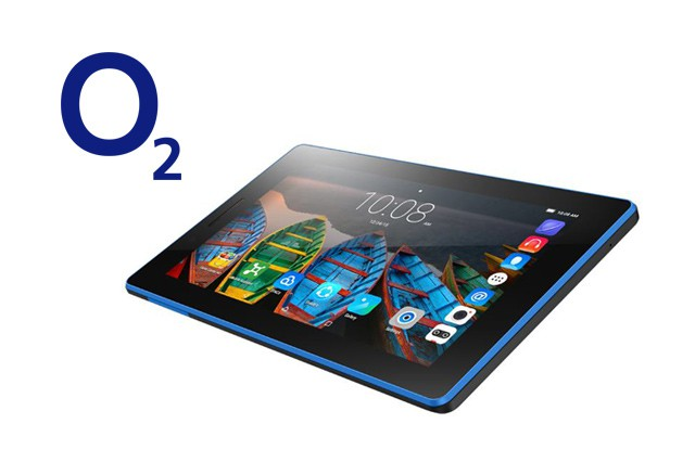 Pořiďte si k O2 internetu tablet Lenovo