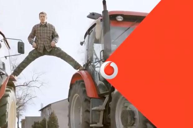 Vodafone: pokrytí mobilním internetem