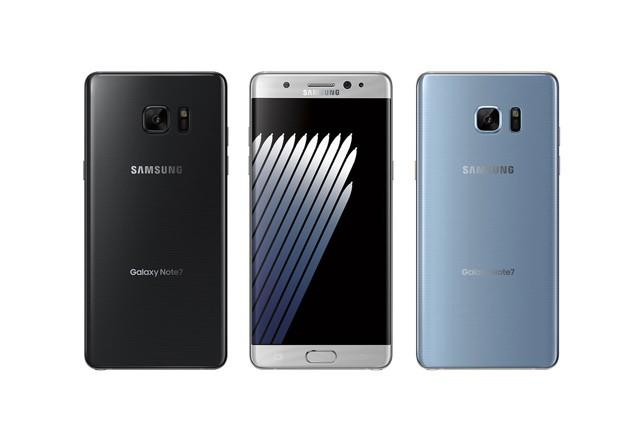 Samsung představil Galaxy Note 7