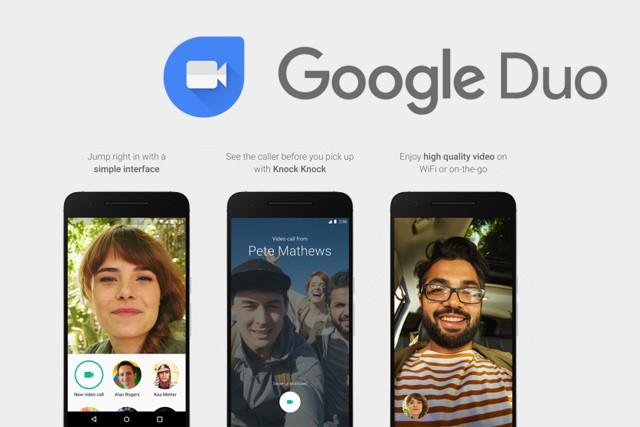 Google představuje aplikaci pro videohovory