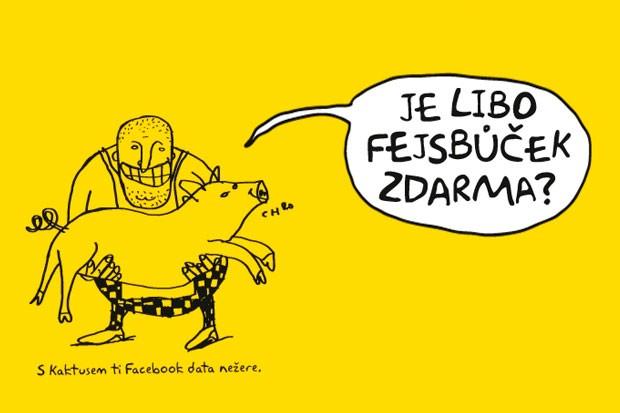 Kaktus prodlužuje akci Facebook zdarma