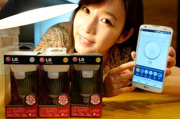 Chytrá žárovka od LG dorazí i na náš trh