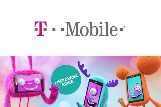 T-Mobile představuje plyšovou vánoční nadílku