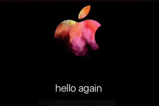 Apple představí nové počítače a Macbooky