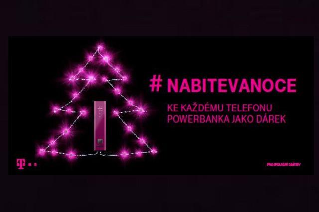 Jaká bude vánoční nabídka u T-Mobile?