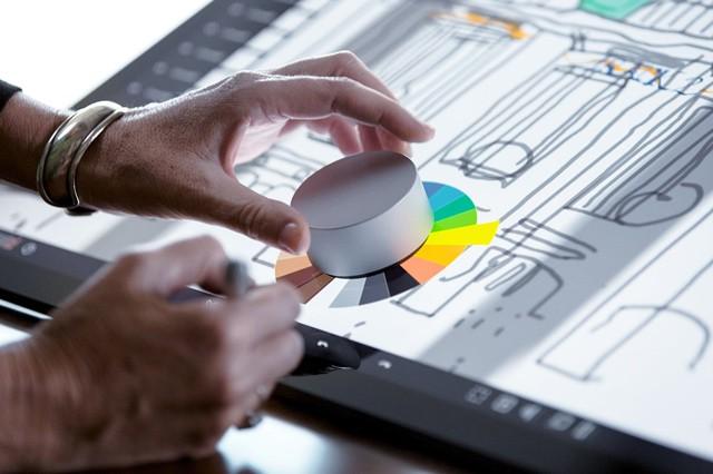 Microsoft představil Surface Studio