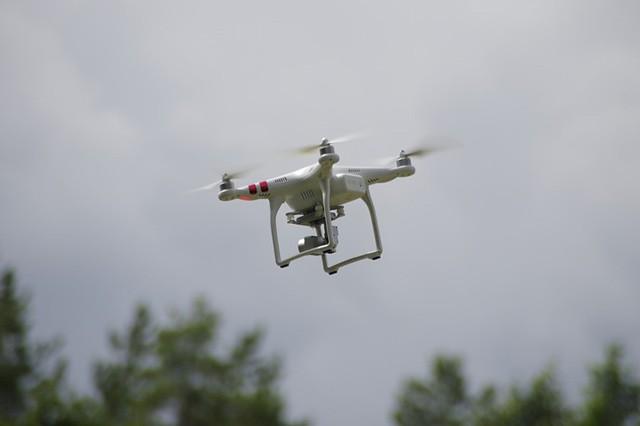 Mall.cz testoval doručování dronem