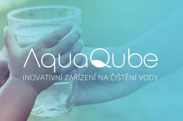 AquaQube: čistička vody z Brna na Kickestarteru
