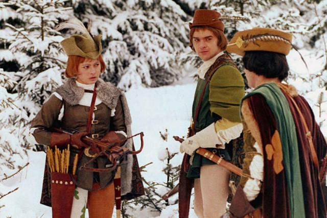 O Vánocích nejvíce láká k TV Popelka a Mrazík