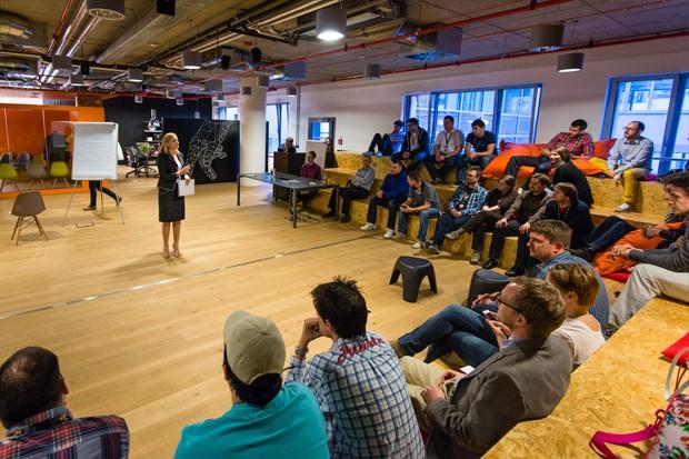 Výběrové řízení na nové start-upy ukončeno