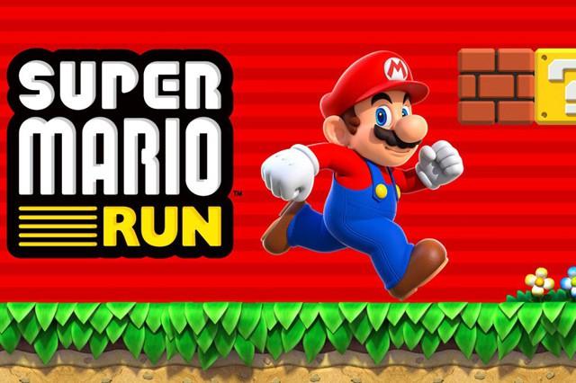 Super Mario Run je dostupný pro iOS